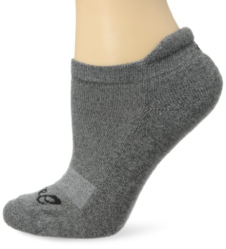 ASICS Unisex Cushion Low Cut Socks (3-Pack)