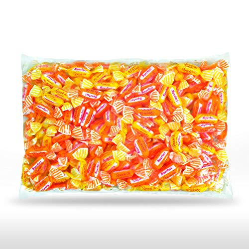 Sperlari Spicchi Citrus Wedge Hard Boiled Candy (2.2 lb. Bulk Bag)