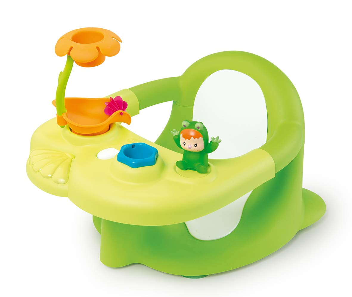 Smoby 110615 - Cotoons Baby-Badesitz, grün grün Smoby Toys GmbH