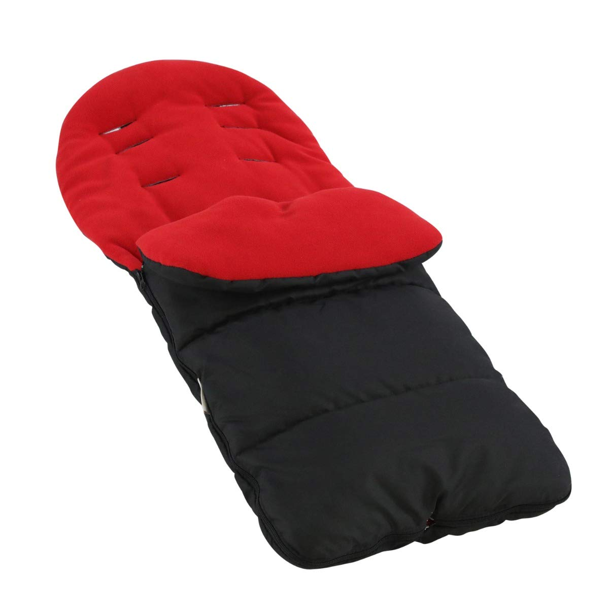 Premium Footmuff//Cosy Toes Compatible with BabyStyle Oyster 2 Dolphin Grey