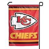WinCraft NFL Kansas City Chiefs Garden Flag