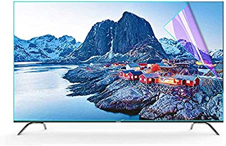 DPLQX Protector de Pantalla de TV Anti-reflexión/Filtro Anti-Light ...