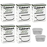 Cuisinart DCC-RWF Charcoal Water Filters to fit model DCC-1100, DCC-115O, DCC-1200 (6-Packs/12 Filters)