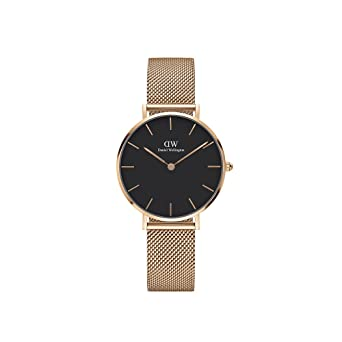 76618205371f Image Unavailable. Image not available for. Color  Daniel Wellington Classic  Petite Melrose in Rose gold 32mm