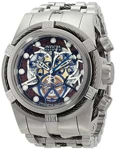 Invicta Men's 13755 Corduba Analog Display Swiss Quartz Silver Watch