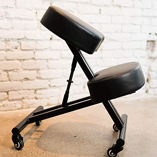Sleekform Ergonomic Kneeling Chair For Office Posture
