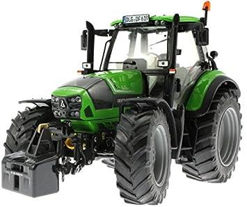 Weise-Toys Weise-Toys1031 Deutz-FAHR Agrotron 6190 C Shift 2013 - 2015 Tractor Modelo de Juguete: Amazon.es: Juguetes y juegos