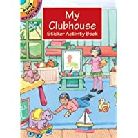 My Clubhouse Sticker Activity Book