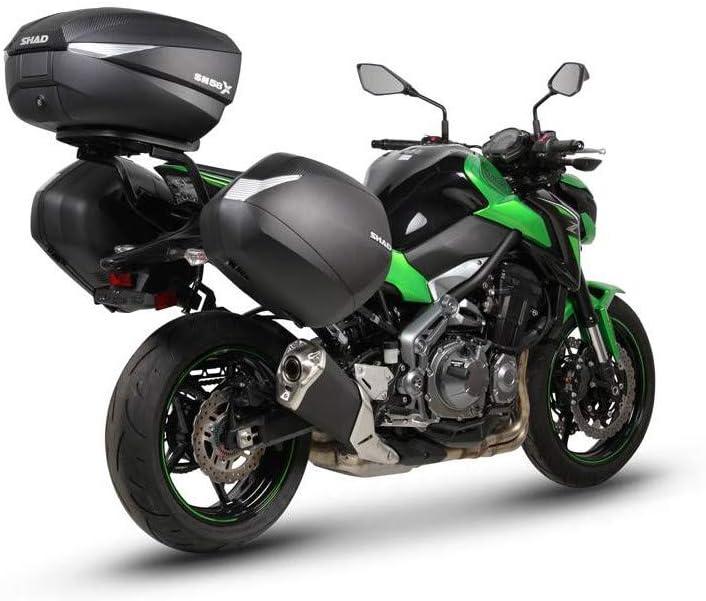 Shad K0z997if 3p System Kawasaki Z 900 17 Black One Size Auto