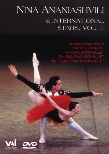 (Nina Ananiashvili and the International All-Stars of Dance, Vol. 1)