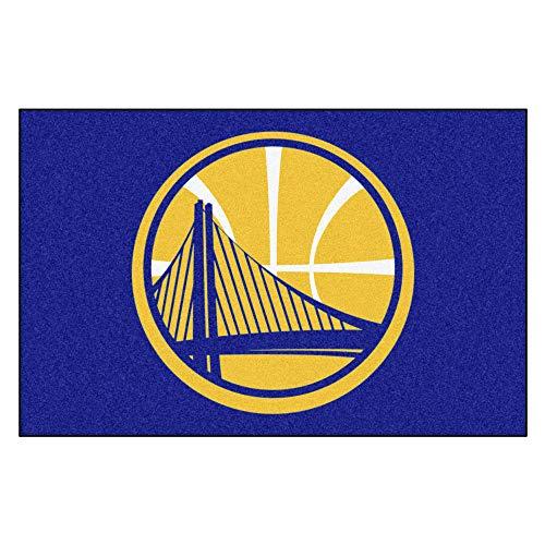 FANMATS NBA Golden State Warriors Nylon Face Starter ()