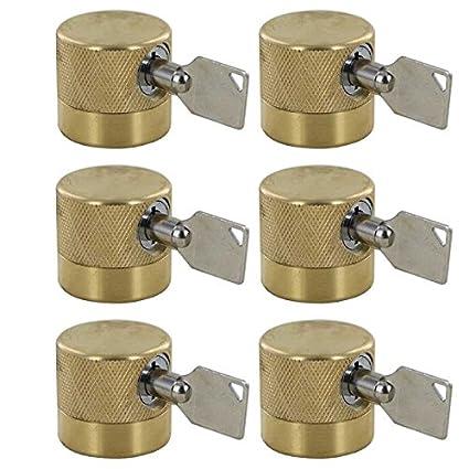 Amazon.com : Water Faucet Lock FSS 50 - Keyed Alike - 6 Pack ...