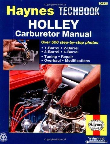 Holley Carburetor Manual (Haynes Techbook) 1st (first) by Haynes, John (1994) Paperback