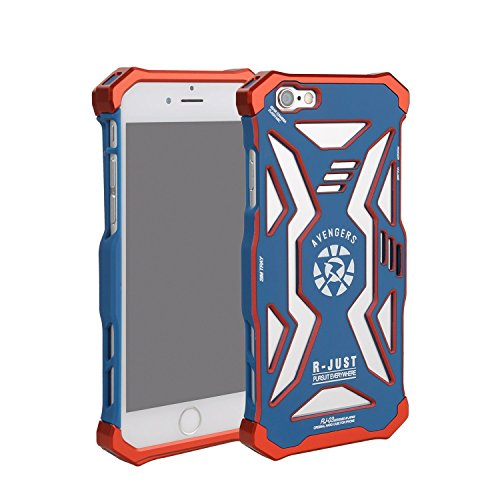 R-JUST iPhone 6s Plus Case ,iPhone 6 Plus Case ,Personality Rubber with...