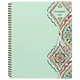 "AT-A-GLANCE Weekly / Monthly Planner, January 2018 - December 2018, 8-1/2"" x 11"", Marrakesh, Light Green (182-905)"
