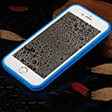 Ultra-Thin Waterproof Phone Cover Case for iPhone6 Plus/6S plus ( Color : Blue )