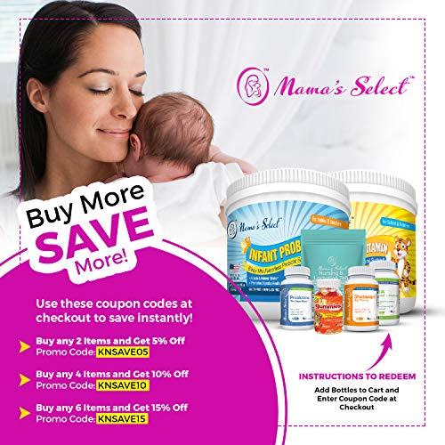 Probiotics for Pregnant & Breastfeeding Women - for Heartburn, Morning  Sickness, Constipation - Mom & Baby Immune Support Lactation & Breast Milk  -