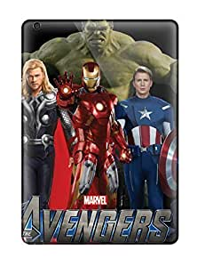 New CQBINFC9498mqypf Avengers Tpu Cover Case For Ipad Air