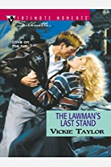 The Lawman's Last Stand (Intimate Moments, 1014) Kindle Edition