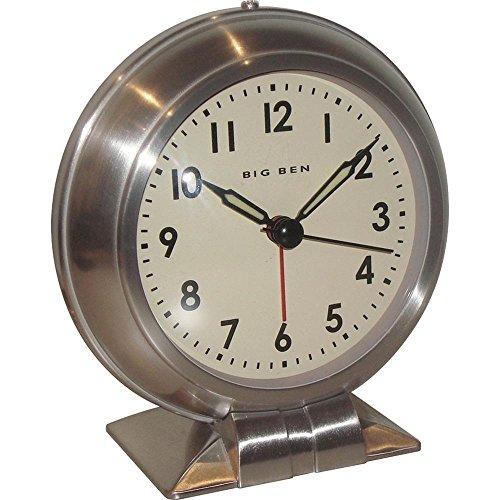 (Westclox Metal Big Ben Alarm Clock NYL90010A)