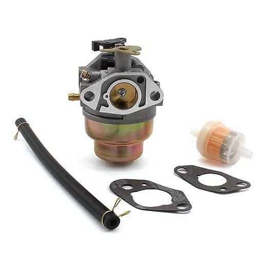 Aisen Carburador con gasolina filtro Junta para Honda gcv135 ...