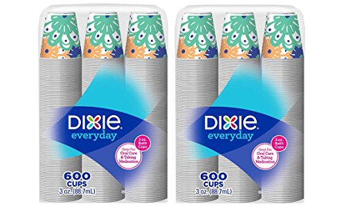 Review Dixie – Disposable Bathroom