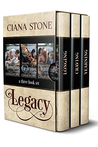 Legacy: a three book set