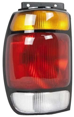 Ford Explorer Tail Light Drivers (OE Replacement Ford Explorer/Mercury Mountaineer Driver Side Taillight Assembly (Partslink Number FO2800113) )