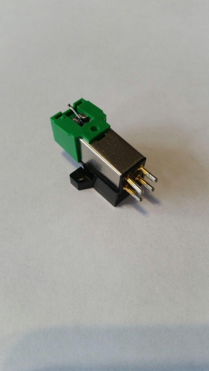 Audio Technica Aimant Mobile magnétique At91Caméra Laser + STYLET HiFi DJ Atn91. Veuillez Noter que cette cartouche est chargé avec un stylet 78tours