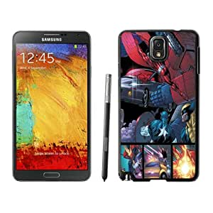 Unique Designed With Transformers x Avengers 2 Cover Case For Samsung Galaxy Note 3 N900A N900V N900P N900T Phone Case CR-663
