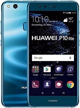 Huawei P10 Lite 4G 64GB 4GB RAM Dual-SIM Blue EU: Amazon.es: Electrónica