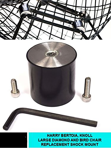 beautifulwoman Eames era chair shockmount shock mount harry bertoia knoll replacement skp shock mount