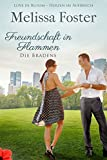 Freundschaft in Flammen (Die Bradens in Weston, CO 3) (German Edition)