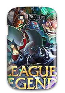 Valerie Lyn Miller Design High Quality League Of Legends Cover Case With Excellent Style For Galaxy S3