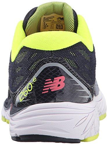 New Balance Men's M1260V6 Running Shoe Grey/Yellow