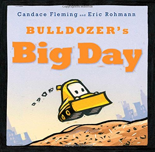 Bulldozers Big Day Bulldozer Books product image