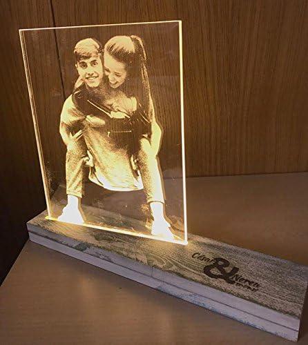 lámpara de amor parejas
