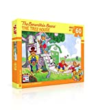 New York Puzzle Company - Berenstain Bear Treehouse - 60 Piece Jigsaw Puzzle