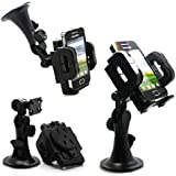 HTC 10 Car Mount, HTC 10 Smartphone Car Holder, Car Cradle For Htc M10 With Free Uk Delivery By DN-Alive