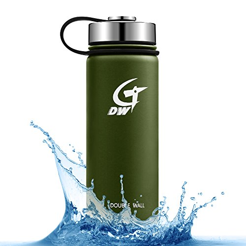 Double Vacuum Insulated Stainless Bottle