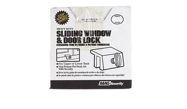 SLIDING WINDOW LOCK BULK by PRIME-LINE MfrPartNo U 10806 - Window Hardware - Amazon.com