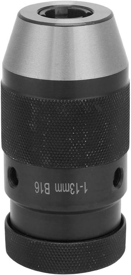 fresadoras tornos 1 portabrocas B16 sin llave autoajustable de acero de 0-13 mm 1//2para varias taladradoras