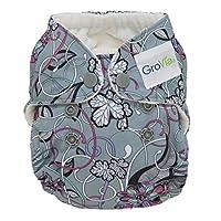 GroVia Newborn All in One Cloth Diaper (AIO) (Ophelia)