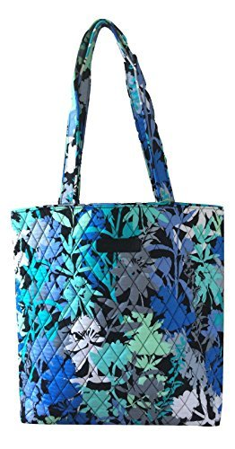 Vera Bradley Tote with Solid Color Interior (Updated Version) (Camo Floral)