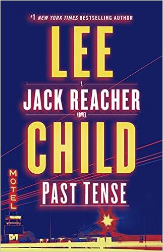 Amazon com: Past Tense: A Jack Reacher Novel (9780399593512