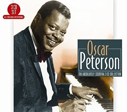CD : Oscar Peterson - Absolutely Essential 3 Cd Collection (United Kingdom - Import)