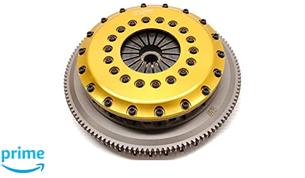Amazon.com: OS Giken NS112-BF6 Clutch(Nissan 350Z/370Z Vq35Hr TR Series Dampened Twin Plate): Automotive