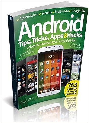 Android Tips Tricks Apps Hacks Vol 6 Amazon Co Uk Imagine Publishing 9781909372320 Books