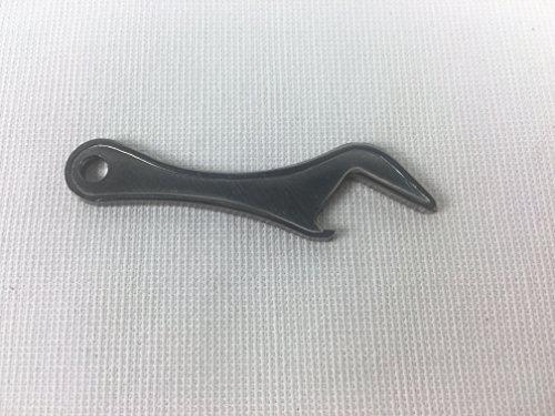 Titanium Keychain Beer Bottle Opener product image