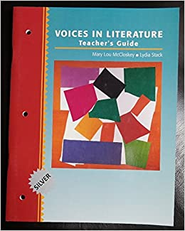 VOICES LITERATURE SILVER TG: Teacher's Guide